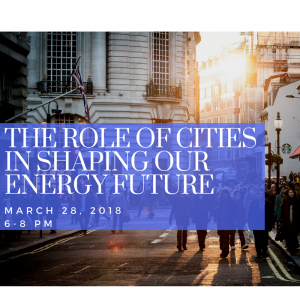 THE ROLE OF CITIES IN SHAPING OUR ENERGY FUTURE (1)