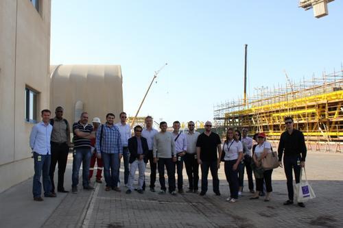 YPE Dubai and Abu Dhabi – Series & Site Visit – McDermott