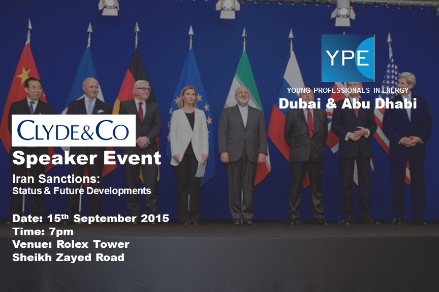 Upcoming Events   YPE Dubai & Abu Dhabi – Clyde & Co Speaker Event ...