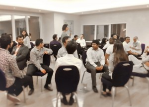 YPE Dubai & Abu Dhabi Speed Networking Event - 24 Aug 2016