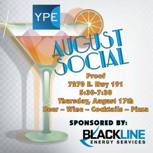 Upcoming Events Ype Midland August Social Midland