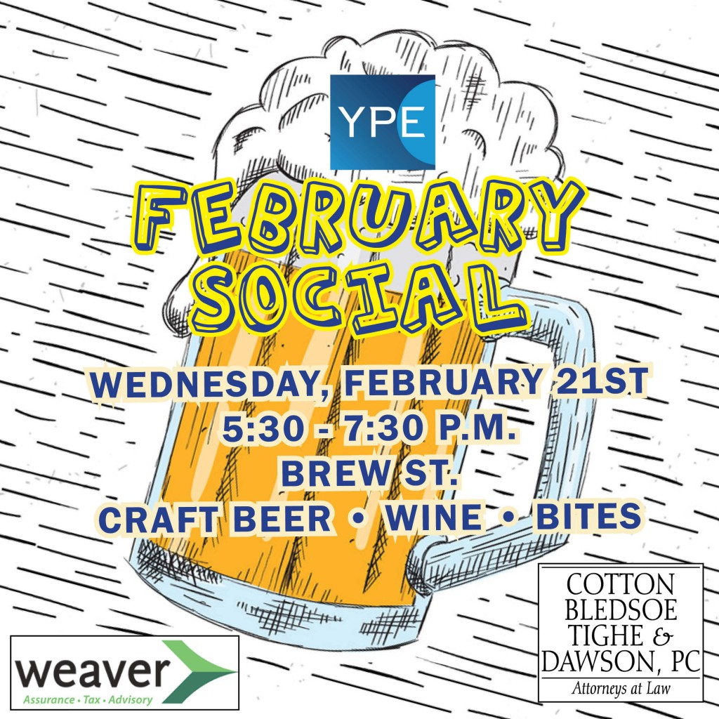 YPE Feb Social - NEW