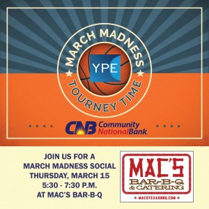 YPE March Madness