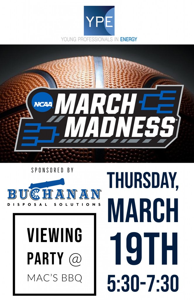 YPE March Madness Social Graphic