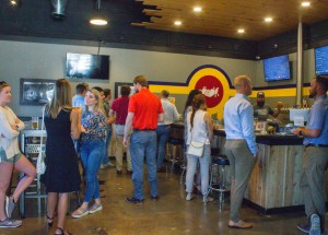 Tulsa Young Professional has their third happy hour for 2021 at Dead Armadillo Brewery.